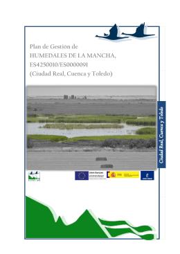 Plan de Gestión Humedales de La Mancha. Doc 3