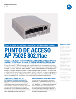 AP 7502E 802.11ac Access Point - Motorola Solutions Communities