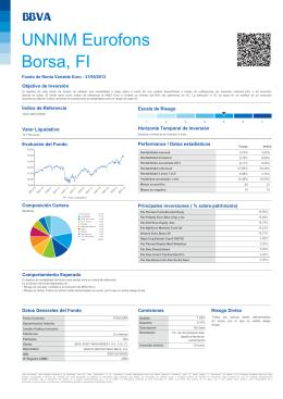 UNNIM Eurofons Borsa, FI