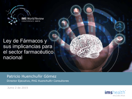 Descargar - IMS World Review Conference 2015