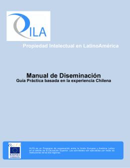 Manual de Diseminación - RED PILA