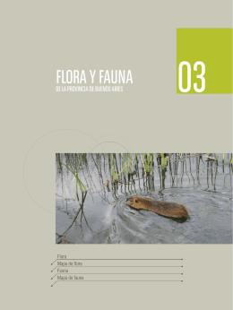 FLORA Y FAUNA - Banco Provincia