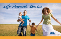 Life Rewards Basics