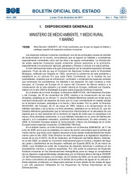 Real Decreto 1628/2011
