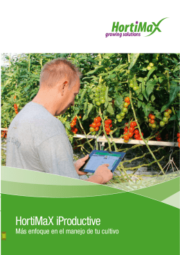 HortiMaX iProductive