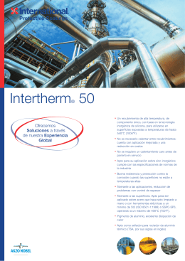 Intertherm® 50