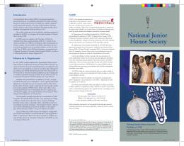 07 NJHS Brochure_spanish.indd