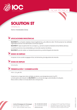FT SOLUTION ST (ES)