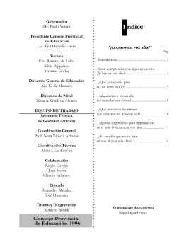 Lengua y Lit3 - Grupo de Educación Bariloche
