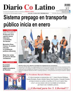 Diario Co Latino - Bibliotecario de la Universidad Tecnológica de El