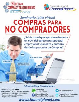 FOLLETO COMPRAS NO COMPRADORES CHP1