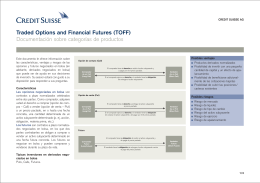 Traded Options and Financial Futures (TOFF