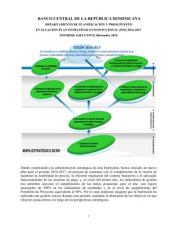 Informe Ejecutivo Diciembre 2014