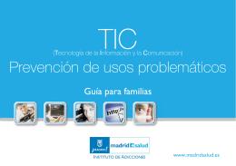 Estudio uso problemático de TIC (303 Kbytes pdf)