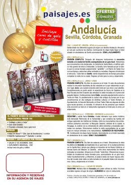 Andalucía - Paisajes.es