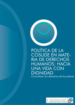 ria de derechos humanos