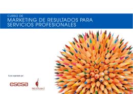 marketing de resultados para servicios profesionales - E