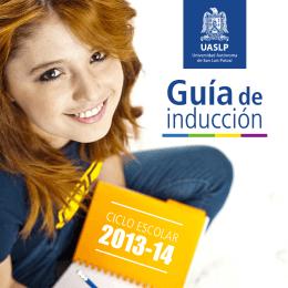 Guía UASLP 2013-2014 - Facultad de Ciencias