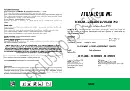 Atranex 90 WG (Parte 2)