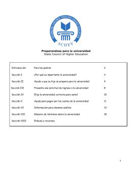Imprima documento completo en español