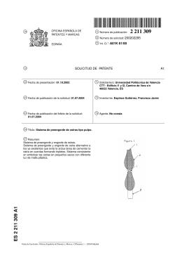 SISTEMA DE PREENGORDE DE OSTRAS TIPO PULPO.(ES2211309)