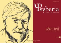versión PDF - Facultad de Psicología
