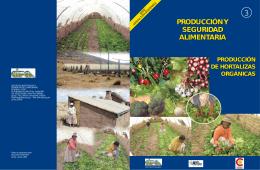 producción y seguridad alimentaria