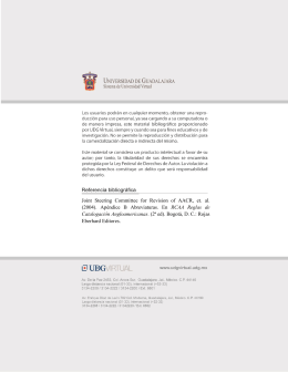 (2004). Apéndice B Abreviaturas. En RCAA Reglas de Catalogación