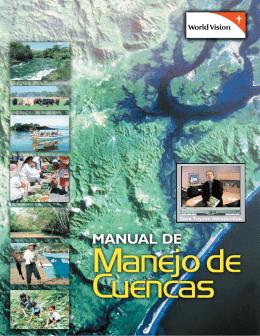manual de manejo de cuencas hidrograficas