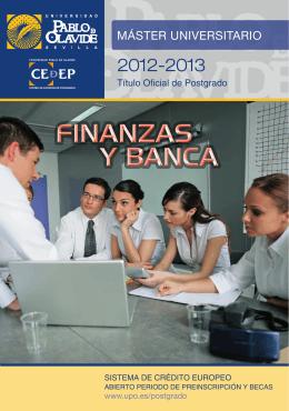 FINANZAS PARTES.indd - Universidad Pablo de Olavide