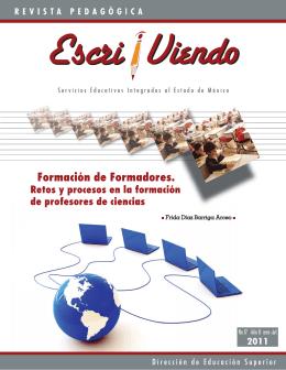 Revista Pedagógica Escri/viendo no.17