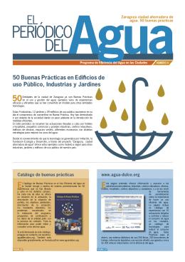 Periódico del Agua Nº4 - Fundación Ecología y Desarrollo