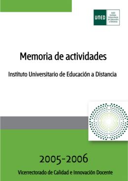 MEMORIA 2001/2002 - e-Spacio