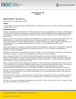 DNU completo descarga en  - Agencia Gubernamental de Control