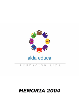 Descargar Memoria 2004