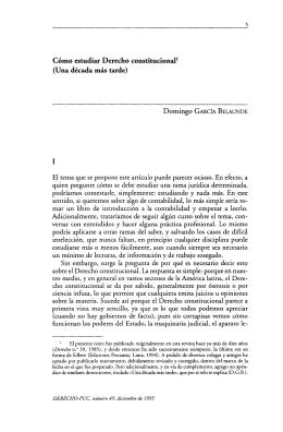 Imprimir - Revistas PUCP