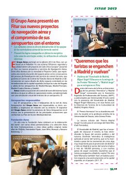 fitur 2012 - TAT Revista