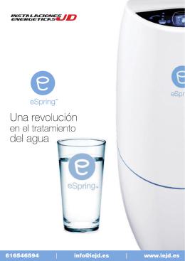 8 razones para elegir eSpring - Instalaciones Energéticas JD