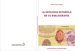 texto completo - Asociación Murciana de Urología