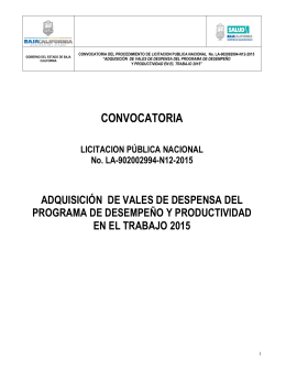 bases vales - Gobierno del Estado de Baja California