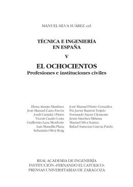 Apuntes biográficos - Real Academia de Ingeniería