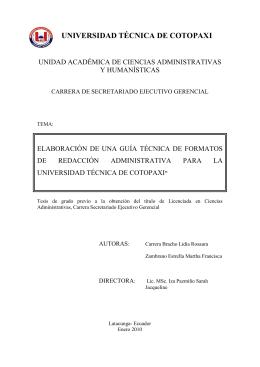 capitulo iii - Repositorio Digital Universidad Técnica de Cotopaxi