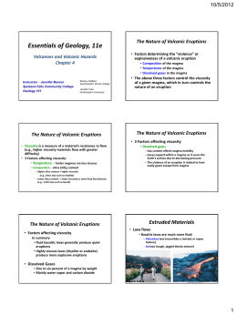 Chapter 4 Lecture PowerPoint Handout