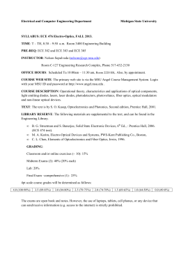 SYLLABUS 476 Fall 13 - College of Engineering, Michigan State