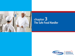 How Food Handlers Can Contaminate Food Food handlers can