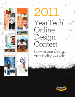 YearTech® Online Design Contest