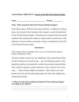 dbq on railroads essay example