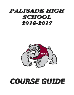 Course Guide/Graduation Requirements