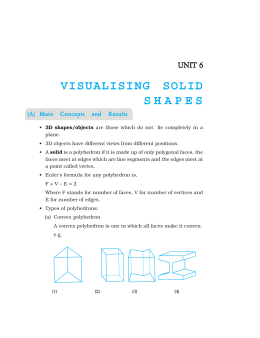 Unit_6 Visualising Solid Shapes(final)