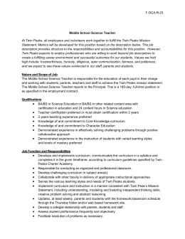T-GCA-R23 Middle School Science Teacher Job Description